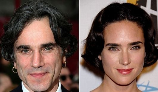 Daniel Day-Lewis and Jennifer Connelly