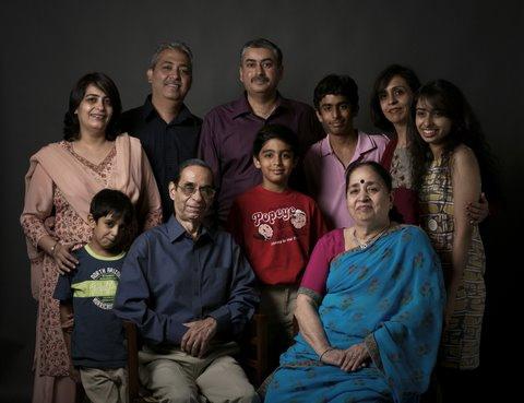 Bajaj Family